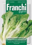 Ganzblättrige Endivie Scarola Cornetto Di Bordeaux | Salatsamen von Franchi Sementi