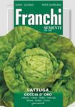 Salatsamen - Salat Goccia D'Oro von Franchi Sementi