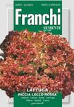 Salat Lollo Rossa | Salatsamen von Franchi Sementi
