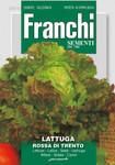 Salatsamen - Salat Rossa Di Trento von Franchi Sementi [MHD 12/2018]