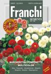 Gänseblümchen Pomponette Multicolor von Franchi Sementi