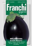 Aubergine Black Beauty | Auberginensamen von Franchi Sementi
