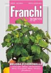 Kräutersamen - Zitronenmelisse Melissa von Franchi Sementi