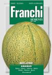 Gemüsesamen - Melone Ananas von Franchi Sementi