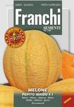 Melone Pepito Hybrid F1-Hybride | Melonensamen von Franchi Sementi