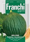 Gemüsesamen - Melone Tendral Valenciano von Franchi Sementi [MHD 12/2019]