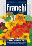 Kapuzinerkresse Nano Multicolor von Franchi Sementi [MHD 12/2018]