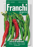 Paprikasamen - Paprika Dolce Di Bergamo von Franchi Sementi