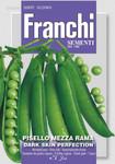 Erbsensamen - Erbse Mezza Rama Dark Skin Perfection von Franchi Sementi
