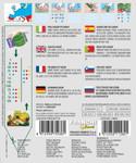 Zuckererbse Carouby | Erbsensamen von Franchi Sementi