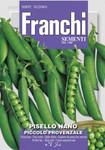 Glatte Erbse Piccolo Provenzale | Erbsensamen von Franchi Sementi [MHD 12/2019] [MHD 12/2019]