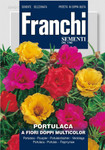 Portulakröschen A Fiori Doppi Mehrfarbig | Portulakröschensamen von Franchi Sementi