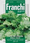 Herbstrübe Foglia Senza Testa | Rübensamen von Franchi Sementi