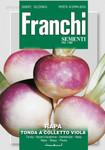 Herbstrübe Tonda A Colletto Viola | Rübensamen von Franchi Sementi [MHD 12/2019] [MHD 12/2019]