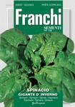Spinat Gigante D'Inverno | Spinatsamen von Franchi Sementi [MHD 12/2019] [MHD 12/2019]