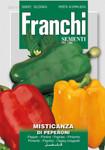 Paprikasamen - Paprika Mischung von Franchi Sementi