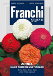 Zinie Nana Pompon Mehrfarbig von Franchi Sementi