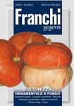 Kürbissamen - Zierkürbis A Fungo von Franchi Sementi