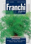 Gemüsesamen - Spargel Sprengeri von Franchi Sementi