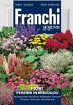 Mehrjährige Blumen   Blumenmischung von Franchi Sementi