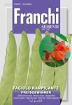 Gemüsesamen - Fagiolo Rampicante Preisgewinner von Franchi Sementi