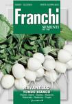 Radies Tondo Bianco | Radieschensamen von Franchi Sementi