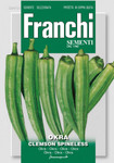 Gemüsesamen - Okra Clemson Spineless von Franchi Sementi