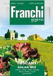 Salatsamen - Tuscanien Salat Mischung von Franchi Sementi [MHD 12/2018]