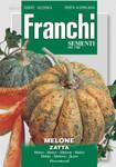 Melone Zatta | Melonensamen von Franchi Sementi