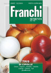 Zwiebelsamen - Zwiebel-Mischung Tris Di Cipolle von Franchi Sementi