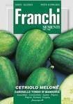 Gurkensamen - Gurke Melone Caro Sello Tondo di Manduria von Franchi Sementi