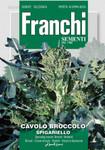 Kohlsamen - Brokkoli Spigariello von Franchi Sementi