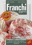 Salatsamen - Blattchicorée Variegata Tardiva Fladige von Franchi Sementi [MHD 12/2018]