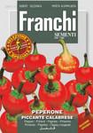 Paprika Red Cherry Small | Paprikasamen von Franchi Sementi