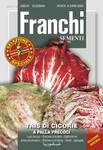Tris Di Cicorie Palla Precoce | Chicoréesamen von Franchi Sementi