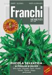 Rucola Selvatica A Foglia D'Ulivo | Salatsamen von Franchi Sementi
