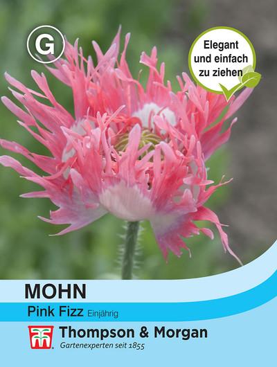 Mohn Pink Fizz von Thompson & Morgan