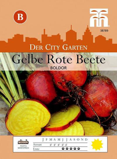 Gelbe Rote Beete Boldor | Rote-Beete-Samen von Thompson & Morgan