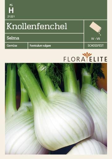Kräutersamen - Knollenfenchel Selma von Flora Elite [MHD 06/2018]
