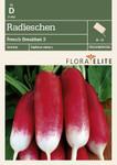 Radieschen French Breakfast 3 | Radieschensamen von Flora Elite [MHD 06/2020]
