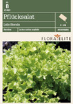 Salatsamen - Pflücksalat Lollo Bionda von Flora Elite