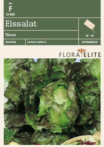Eissalat Sioux [MHD 06/2018] | Salatsamen von Flora Elite