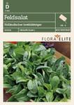 Holländischer breitblättriger Feldsalat | Salatsamen von Flora Elite [MHD 06/2020]
