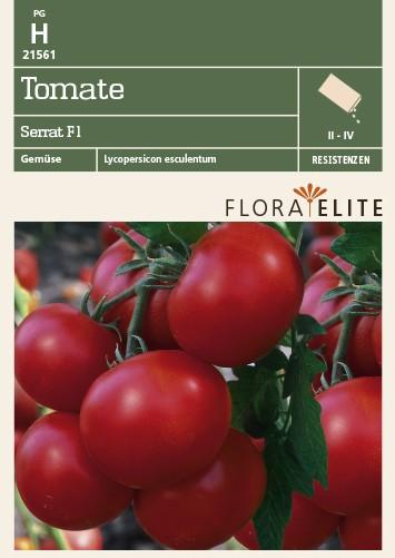 tomatensamen tomate serrat f1 von flora elite. Black Bedroom Furniture Sets. Home Design Ideas