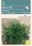 Tetra-Dill Dichtlaubiger | Dillsamen von Flora Elite
