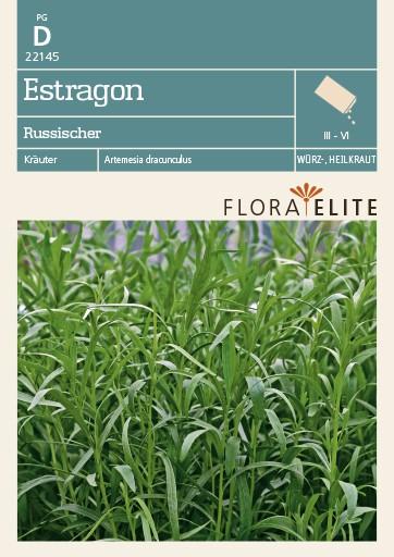 Estragon Russischer [MHD 06/2019] | Estragonsamen von Flora Elite