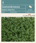 Einfache Gartenkresse Maxi-Pack | Kressesamen von Flora Elite