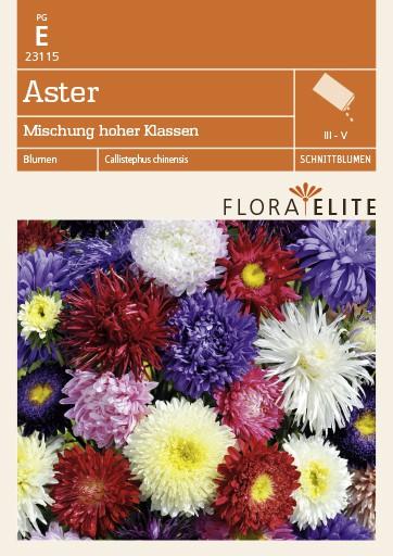 Aster Mischung hoher Klassen von Flora Elite [MHD 06/2018]
