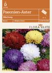 Paeonien-Aster Mischung [MHD 06/2019] | Asternsamen von Flora Elite [MHD 06/2019]