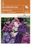 Glockenblume Gefüllte Mischung [MHD 06/2019] | Glockenblumensamen von Flora Elite